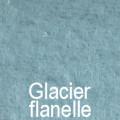 Glacier flanelle