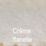 Crème flanelle
