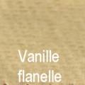 Vanille flanelle