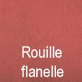 Rouille flanelle