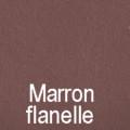Marron flanelle