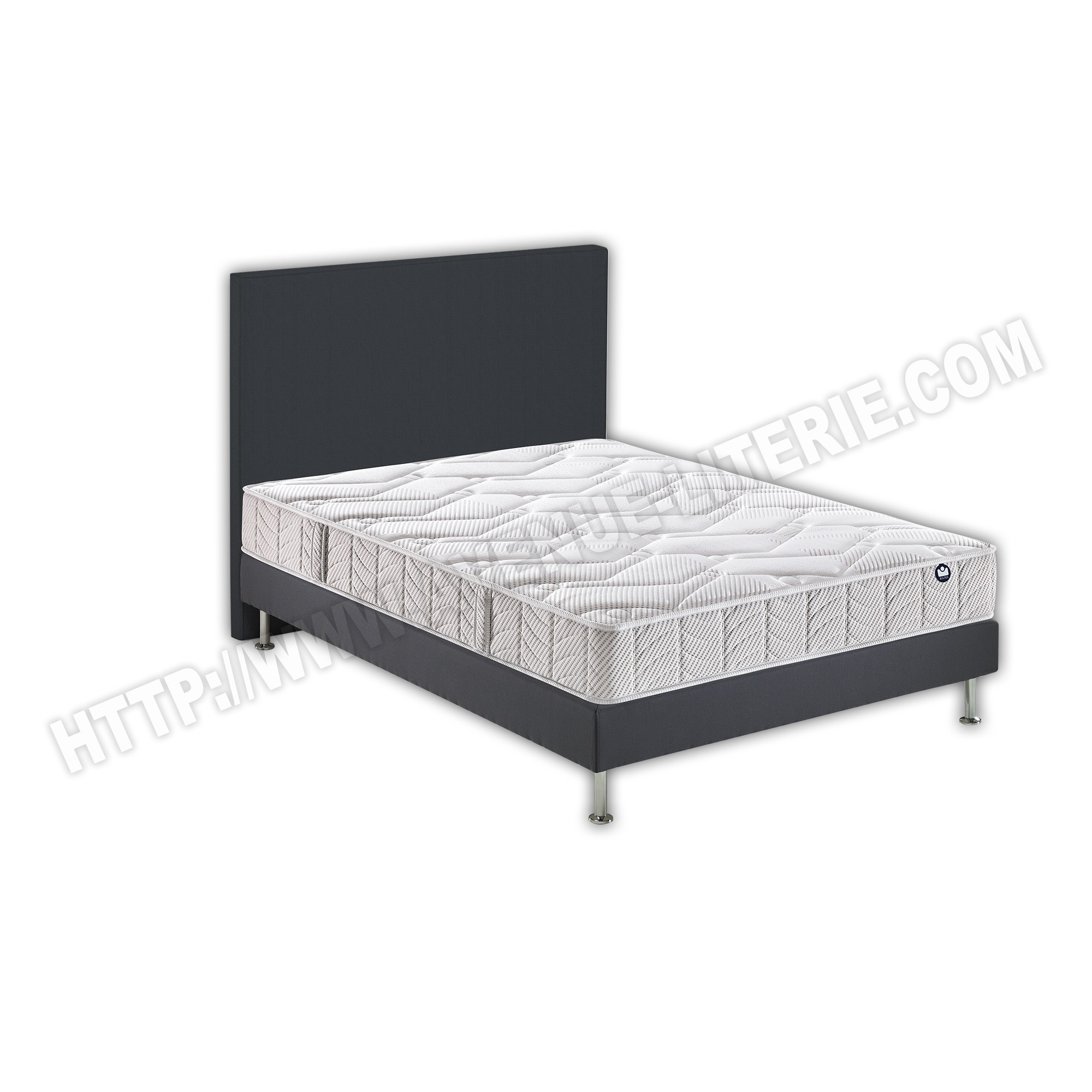 sommier merinos 140x190 excellent matelas merinos story. Black Bedroom Furniture Sets. Home Design Ideas