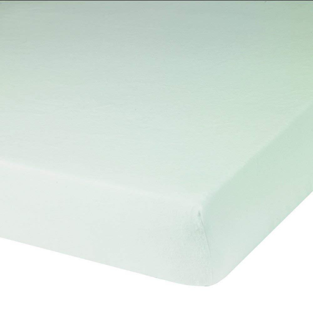 al se housse coton anti acarien blanc des vosges 120 x 190. Black Bedroom Furniture Sets. Home Design Ideas