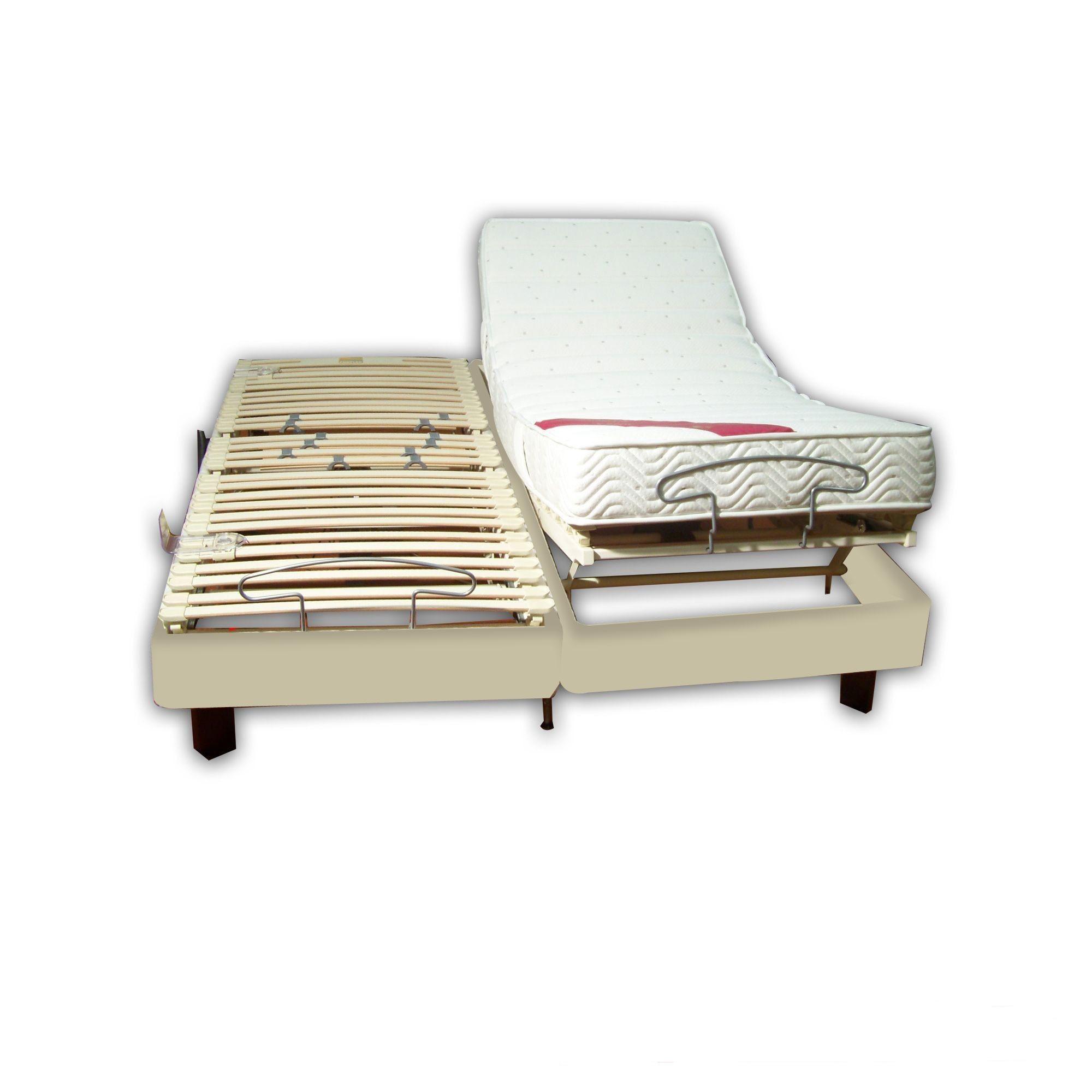 ensemble relaxation 2x80x200 matelas pour lit electrique protege matelas pour lit electrique on. Black Bedroom Furniture Sets. Home Design Ideas