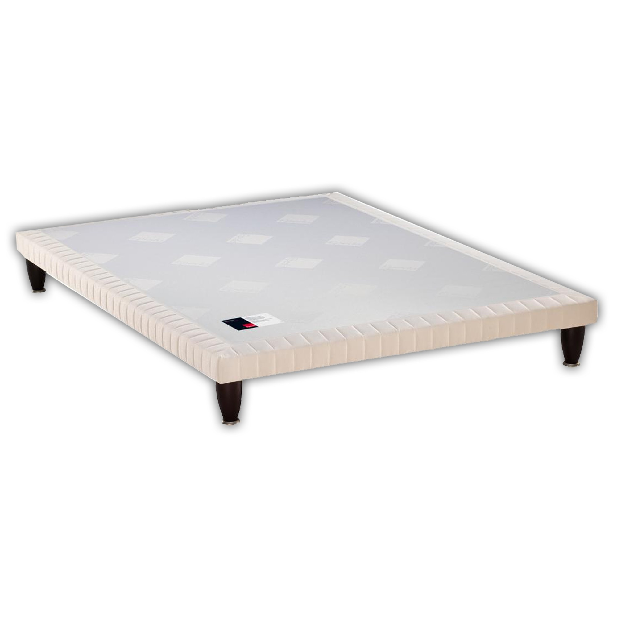 acheter sommier epeda extra plat 3 zones confort m dium pas cher avenue literie. Black Bedroom Furniture Sets. Home Design Ideas