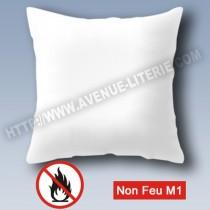 Oreiller non feu M1 collectivité