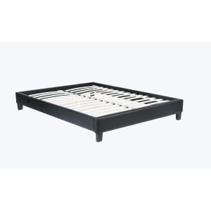 Lit Bedbase noir 140x200
