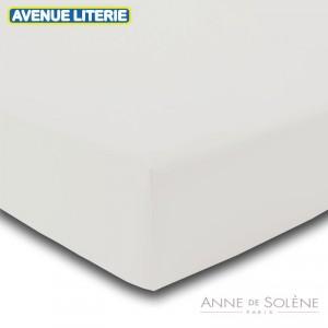 Drap Housse Uni Coco Anne de Solène