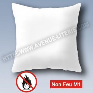 Oreiller non feu M1 collectivité 65 x 65 (Oreiller)