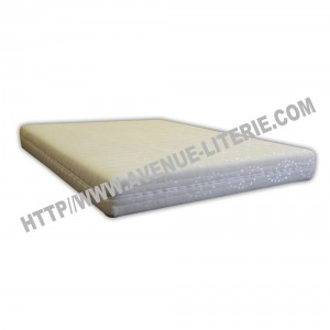 Matelas 140x190 Luxe mousse HR40 2