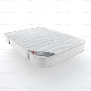 Matelas demi corbeille 2 coins Ecorce Epeda 140x190