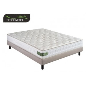 Matelas Elba 100% latex naturel Sedac Mera