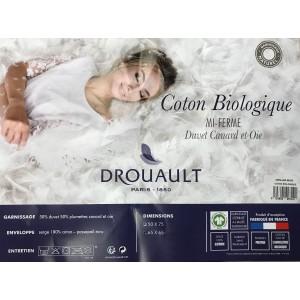 Oreiller coton biologique 65x65 Drouault
