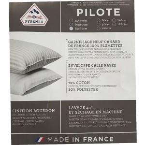 oreiller Pilote Naturel Pyrenex 65 x 65