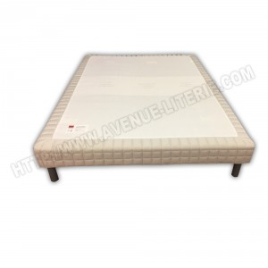 Sommier 140x190 confort Medium de Epeda 2