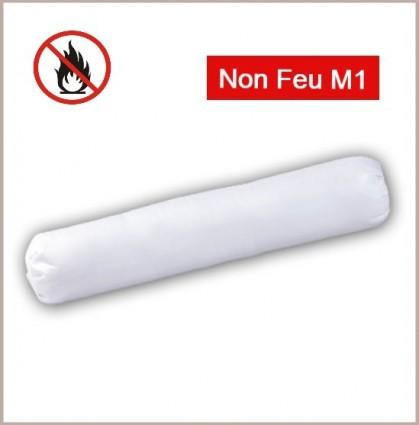 Traversin non feu M1 collectivité 120