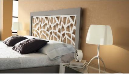 Lit Brio Mosaic choco/lin 140x190
