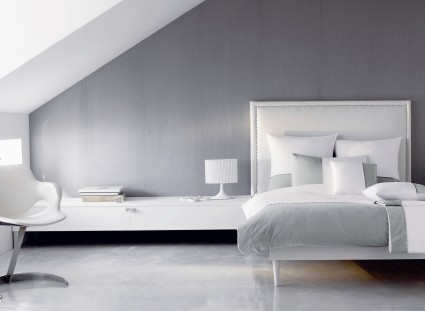 Taie 50 x 73 Islande Perle Blanc des Vosges