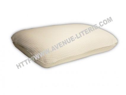 Oreiller Latex Confort Velda 60x40