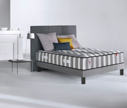 Ensemble Literie 140x190 Anthology Epeda Matelas Sommier