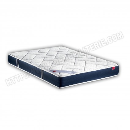 matelas 140x190 ressorts ensach s brodee epeda. Black Bedroom Furniture Sets. Home Design Ideas