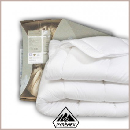 Couette Bayonne Naturel Pyrenex