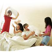 Dimensions des oreillers
