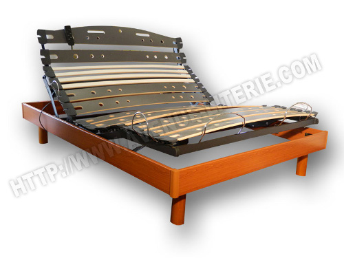 lit electrique de relaxation troyes avenue literie. Black Bedroom Furniture Sets. Home Design Ideas
